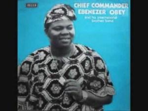 Ebenezer Obey - Olomi Gbo Temi